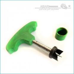 ابزار لوله سوراخ کن دستی
