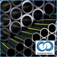 لوله پلی اتیلن گازی گسترش پلاستیک