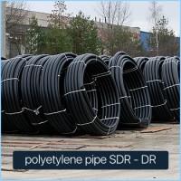 لوله پلی اتیلن SDR - DR